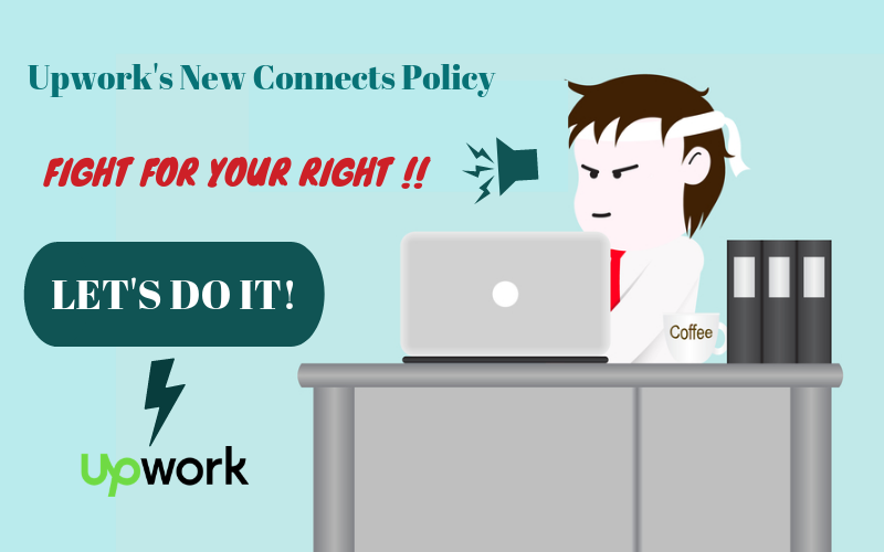 UpWork's New Connects Policy