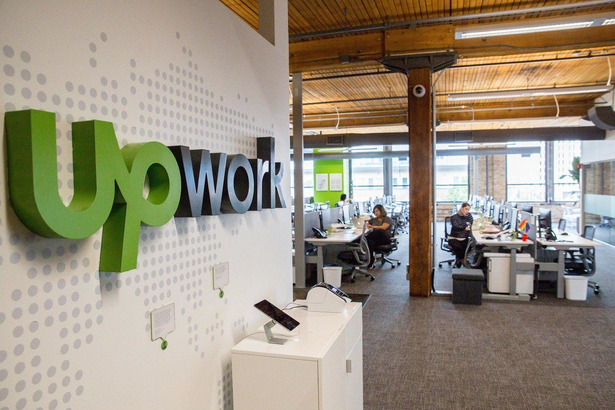upwork office