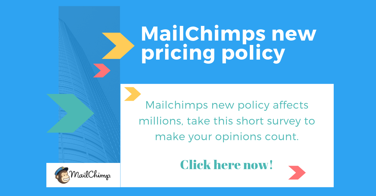 Mailchimp's New Pricing Model: Yay or Nay?