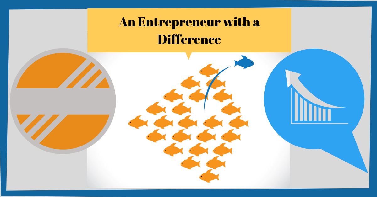 An Entrepreneur with a Difference – Murtaza Amin